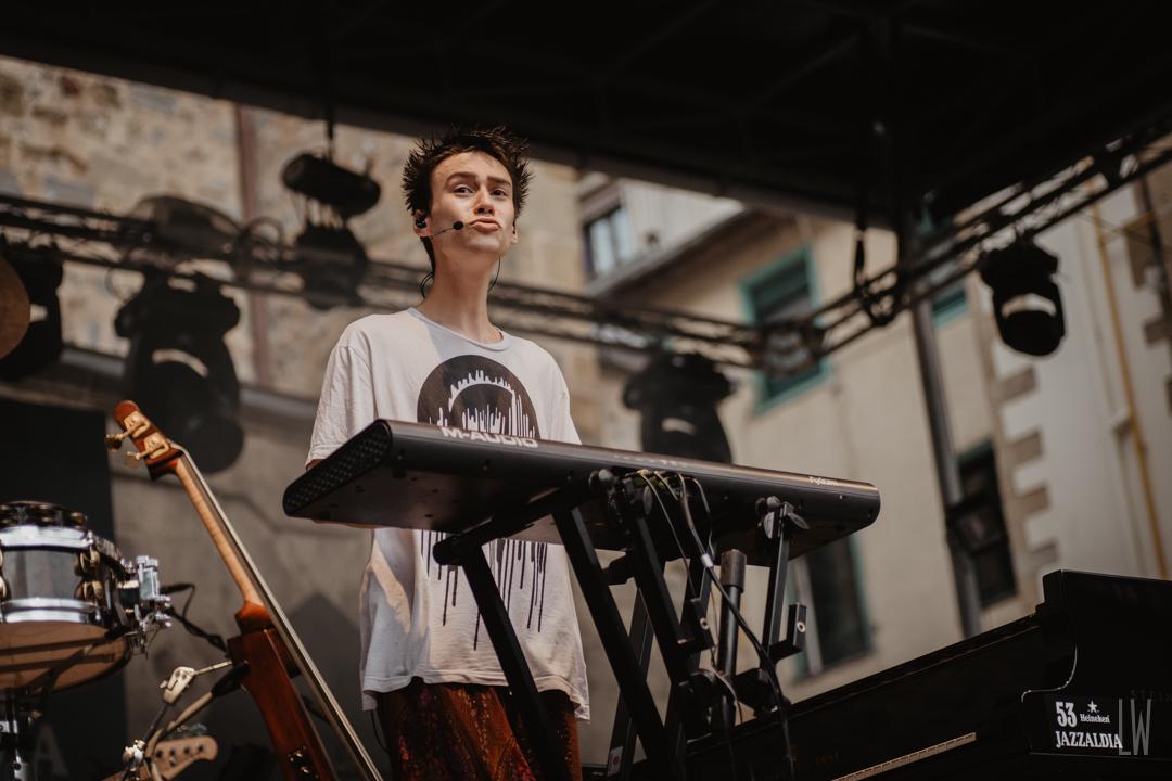 Live Report – Jazzaldia Festival – Jacob Collier Quartet