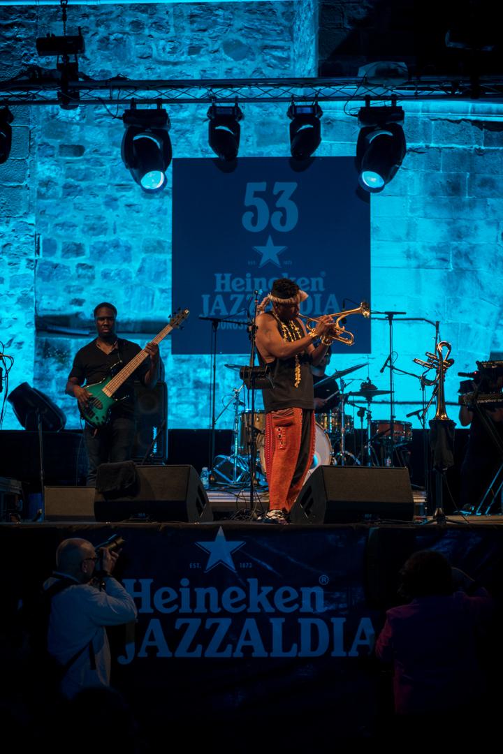 Live Report – Jazzaldia Festival – R+R=Now