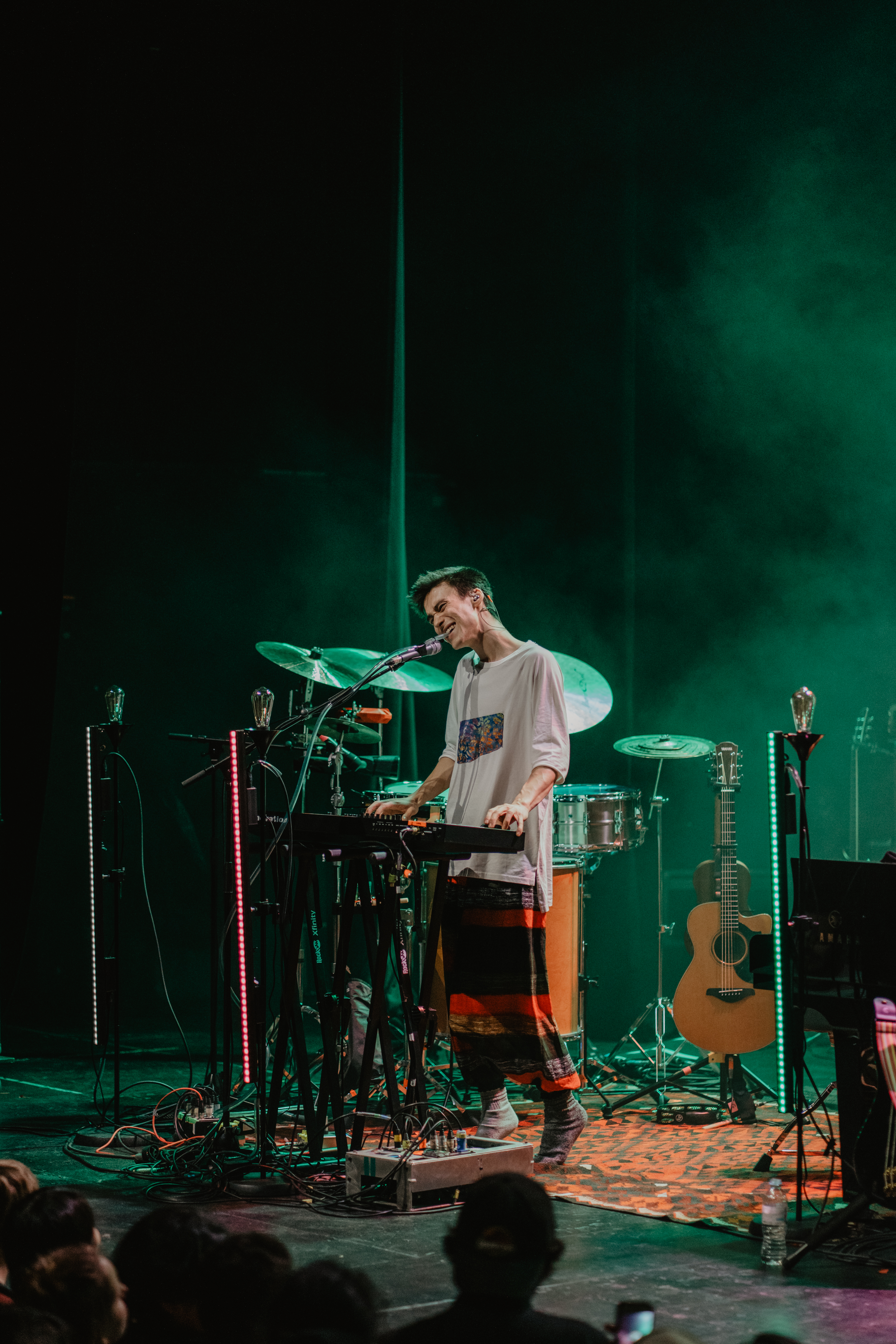 Live Report – La Cigale – Jacob Collier
