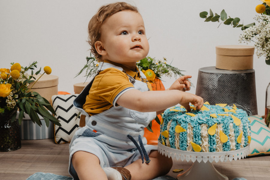 Photos | Smash the cake