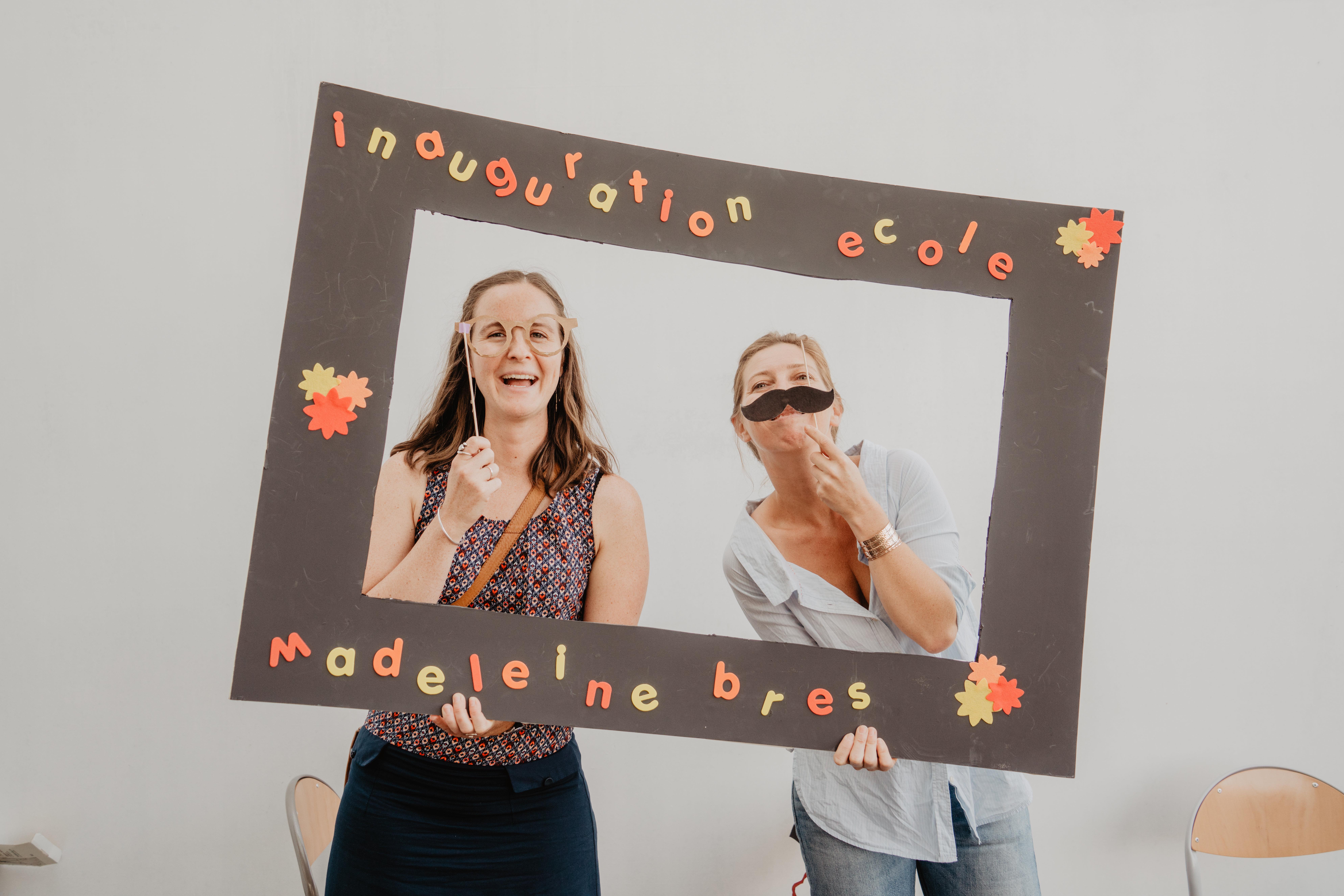 Inauguration Ecole Madeleine Brès