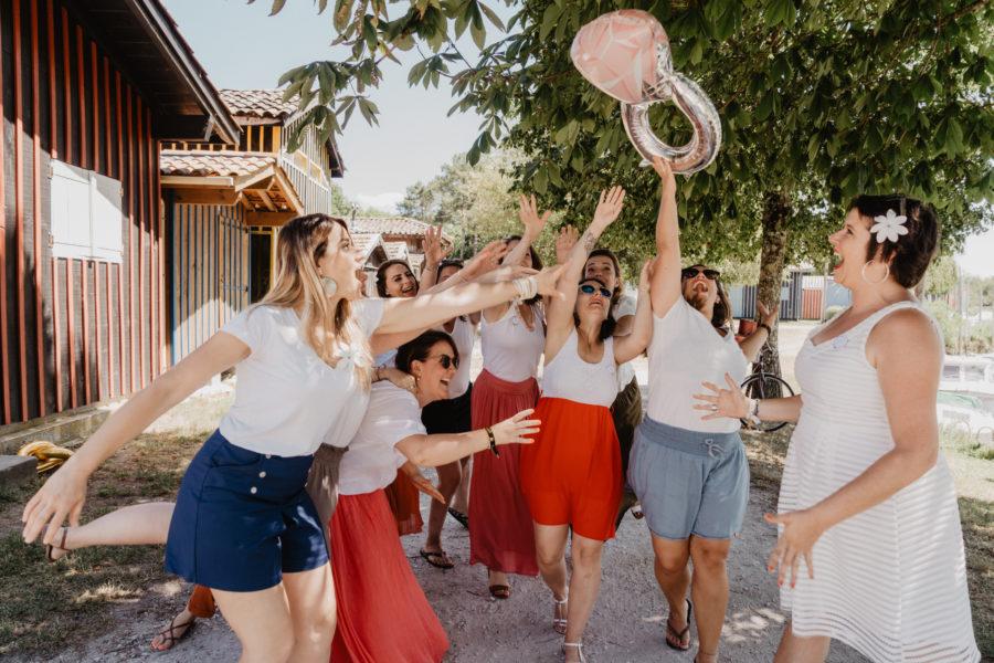 Photos l Bachelorette party in Arcachon