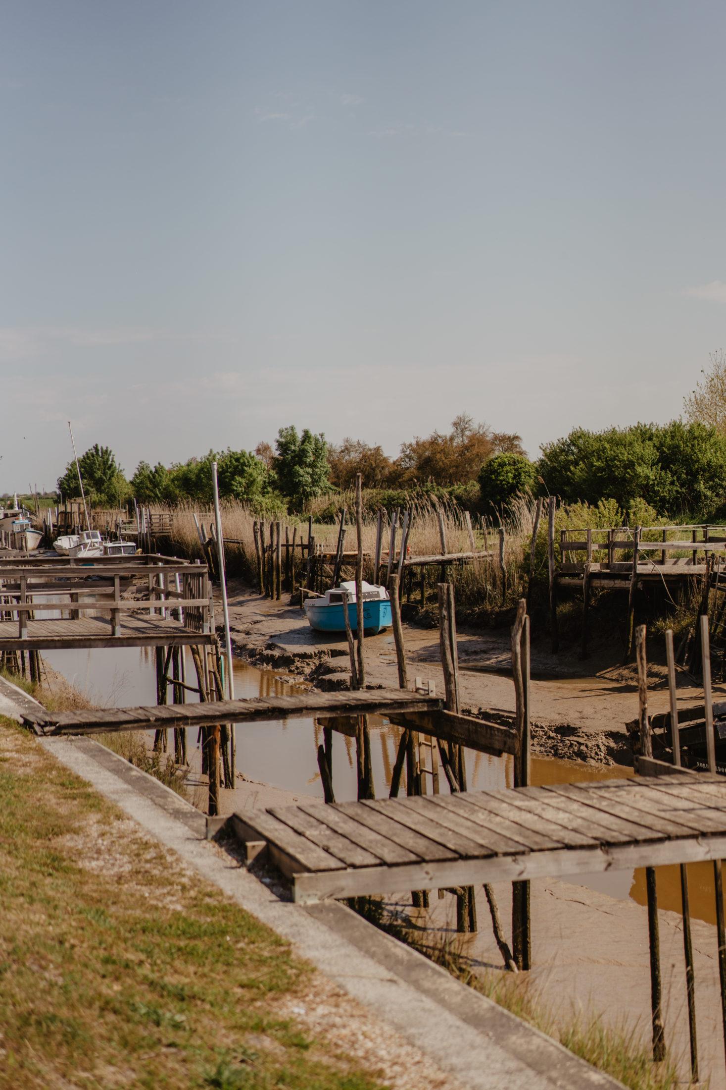 Port de Saint-Vivien